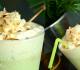 bandeau milkshake pistache vanille
