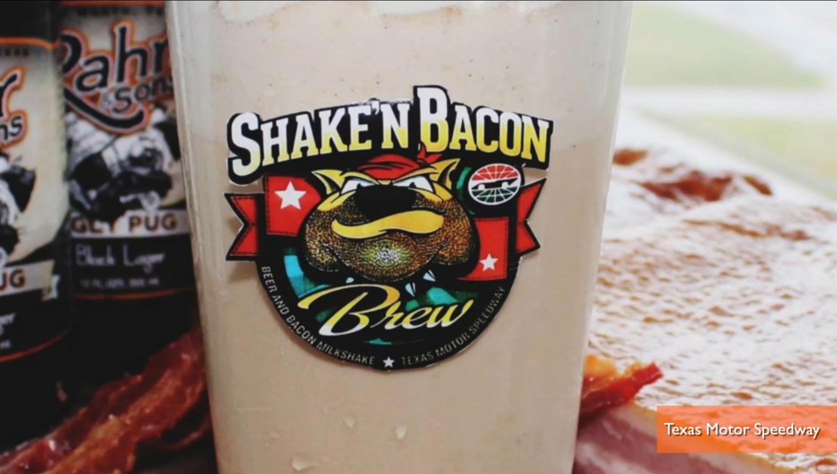 shake'nBacon milk-shake